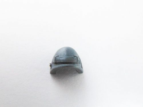 space marine command shoulder pad (b)